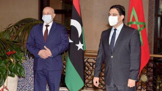 ليبيا تبرر عدم حضور المغرب في مؤتمر برلين